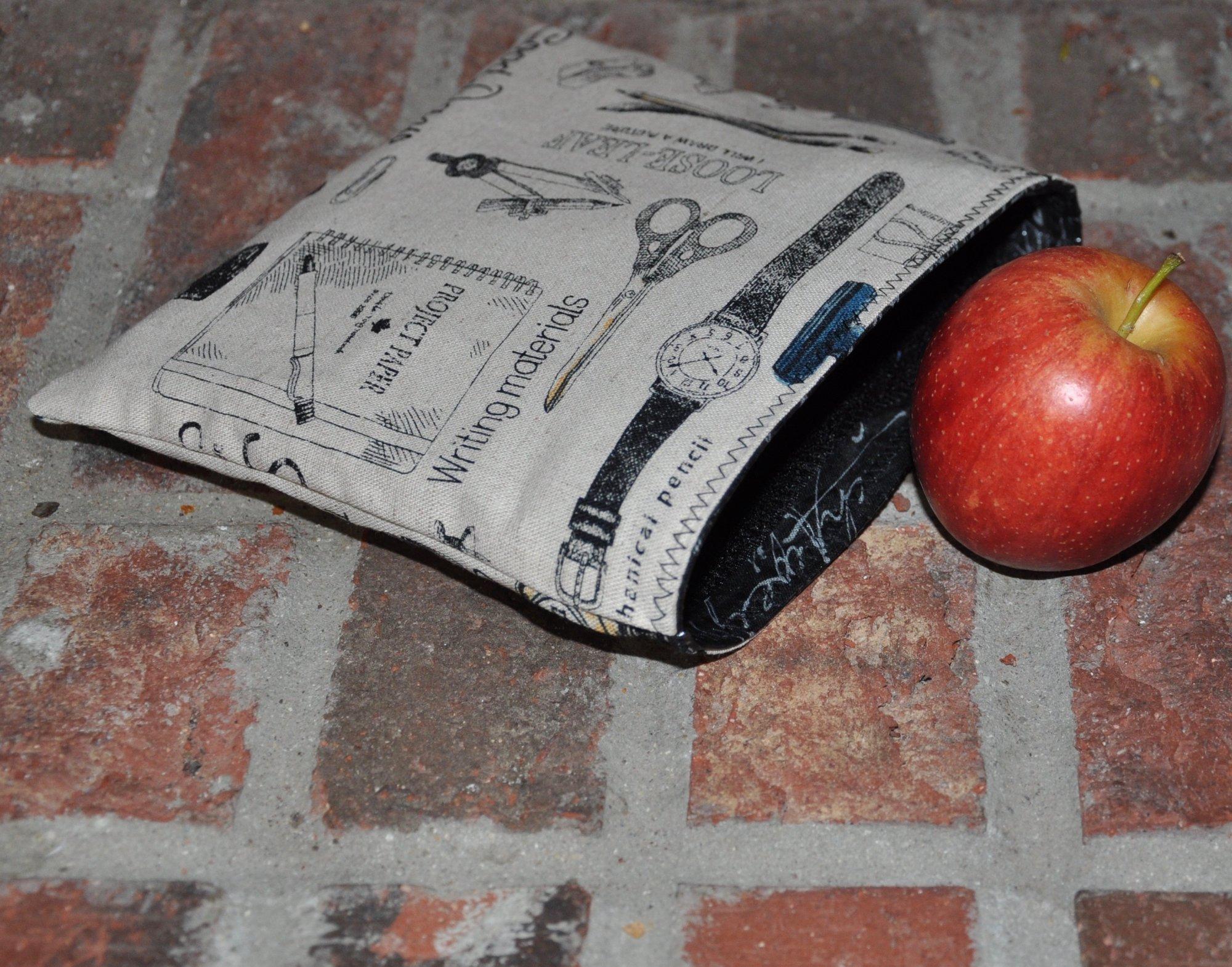 Geekery Reusable Snack Bag Kit