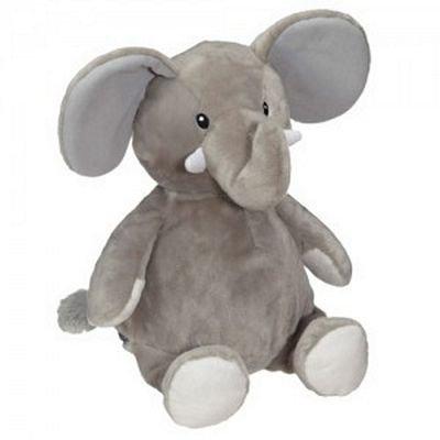 Elford Elephant Buddy Grey