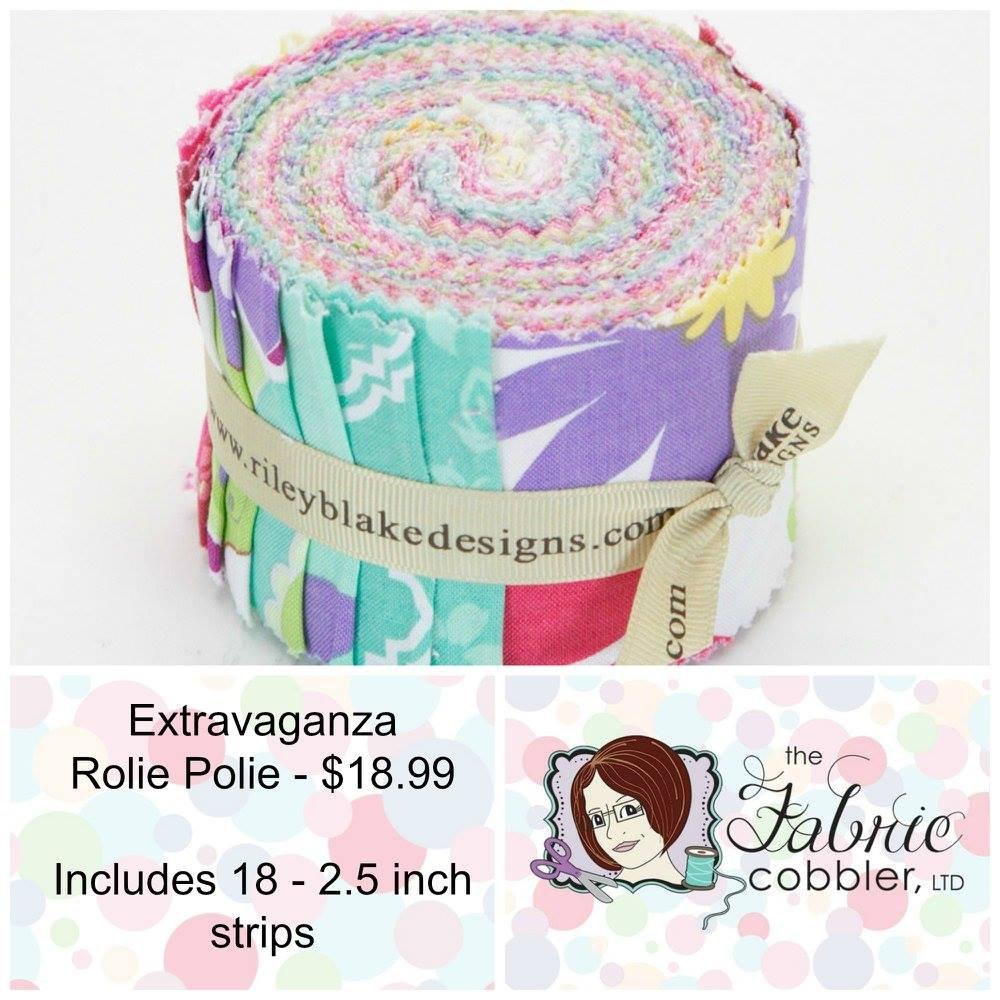 Extravaganza Rollie Pollie 2.5 inch