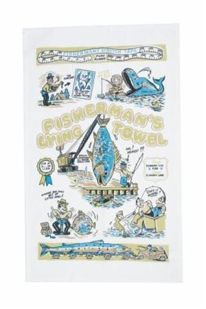 Fisherman's Lying Towel