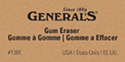 Gum Eraser 2 X1 in
