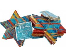Hoffman Batik Monthly FQ Bundle - August 2019