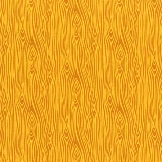 Just Wood Knot. Yellow