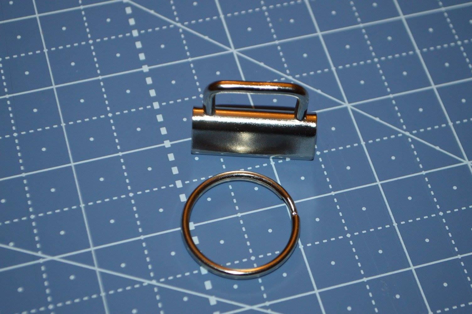 Key Fob Set - 1 inch