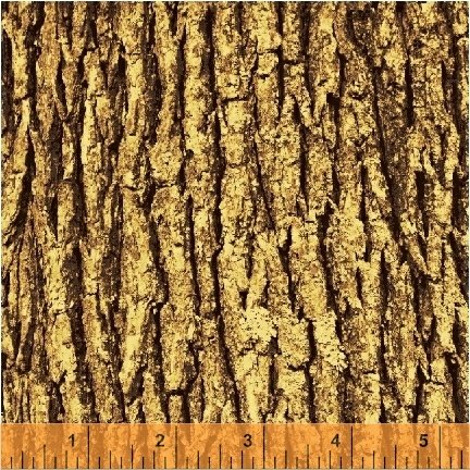 Landscapes. Bark Gold