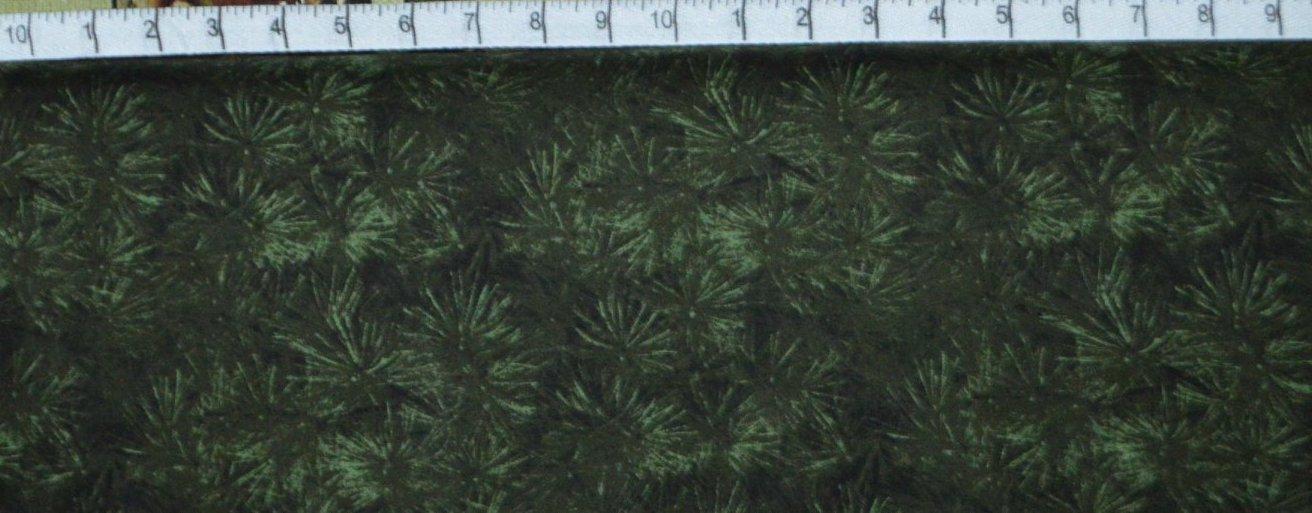 Landscapes. Pine Needles Dark Green