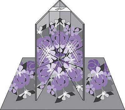 Magic Mirrors 6x6in