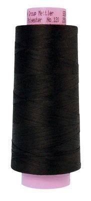 Mettler. Seracor Serger Thread, Black