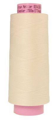 Mettler. Seracor Serger Thread, Eggshell