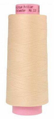 Mettler. Seracor Serger Thread, Muslin
