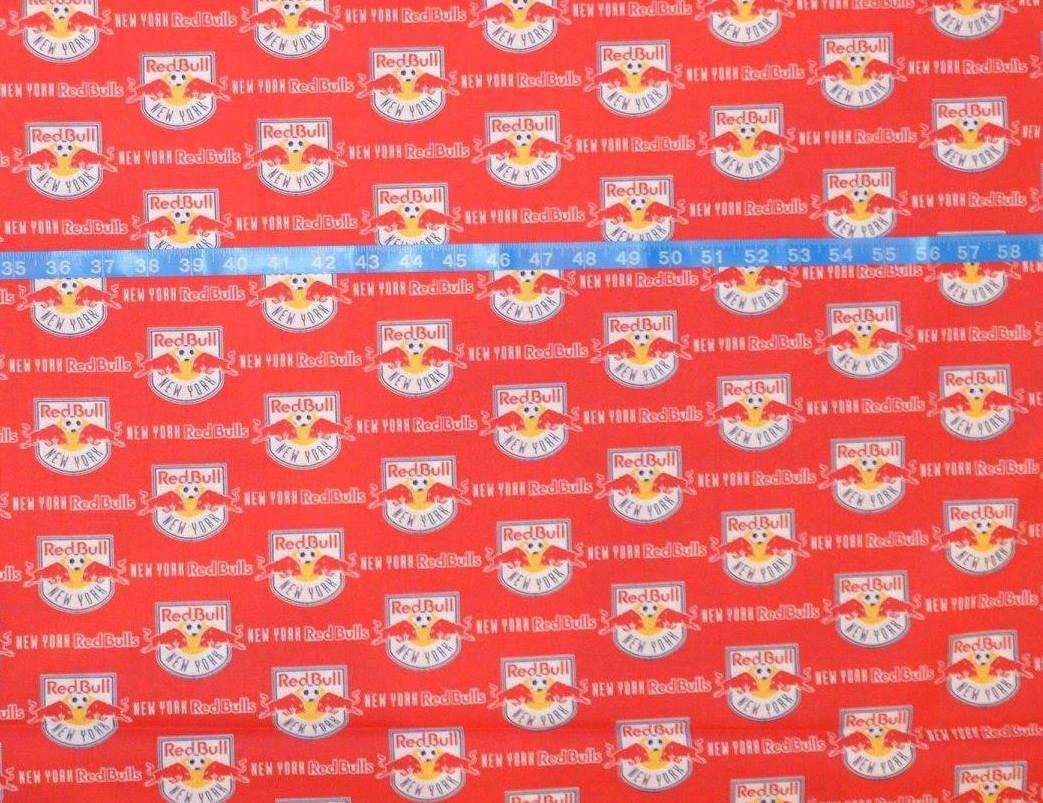 MLS New York Red Bulls 58/60 wide