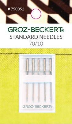 Needle Groz- Beckert Mag 130/705 H 70/10 Standard