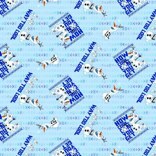 Frozen How Cool Can You Get FLEECE