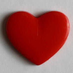 Red Heart Button Shank 13mm