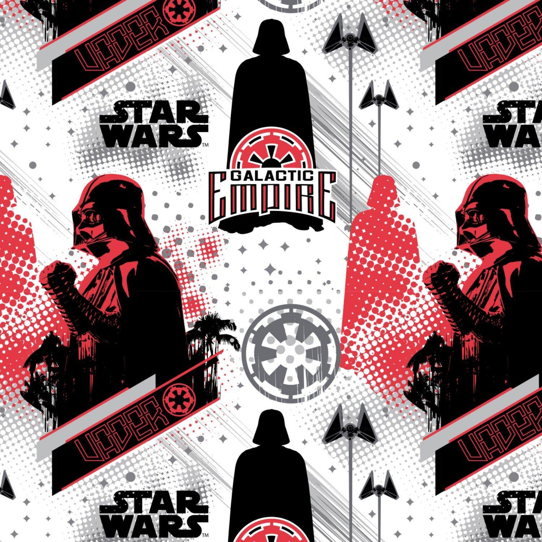 Rogue One. White Galactic Empire FLEECE