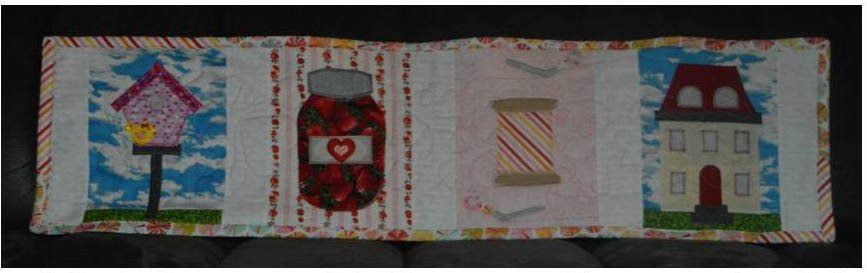 2016 Row by Row Quilt Kit