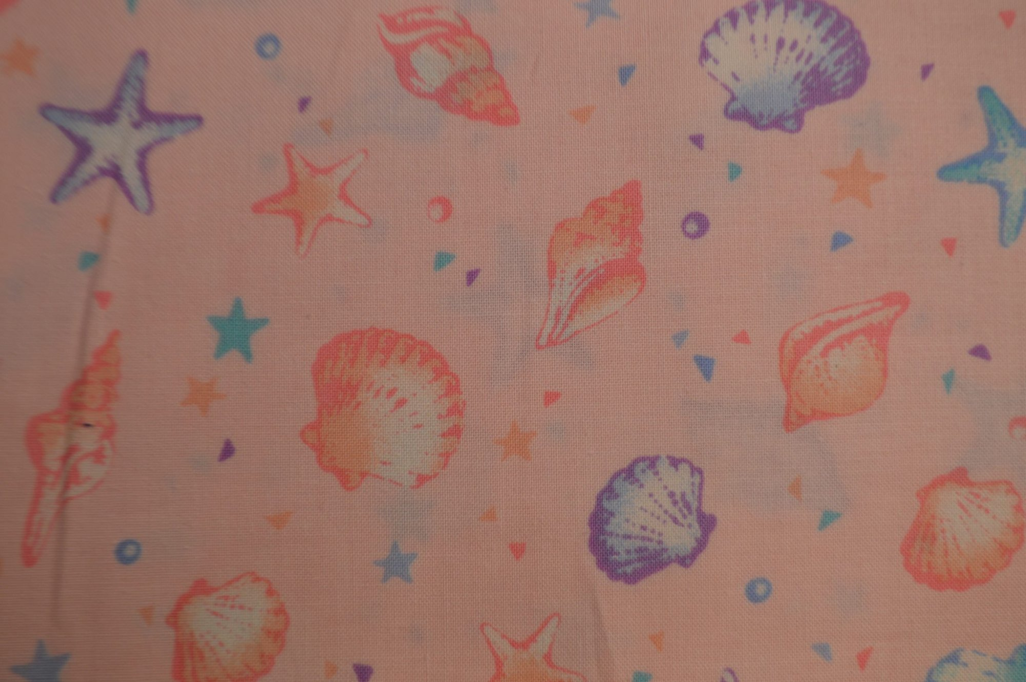 Cosmo Seashells & Starfish Blush