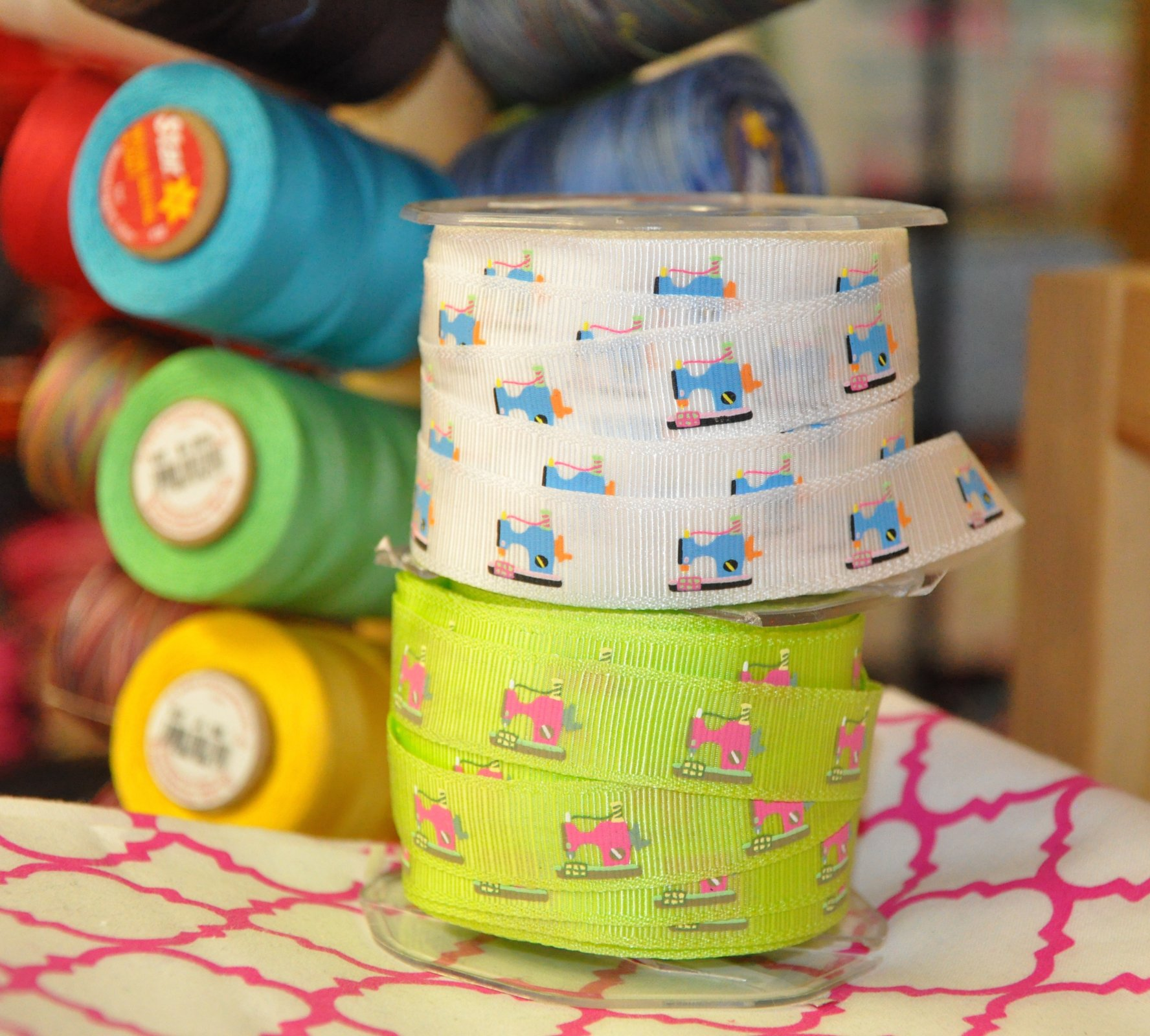 Sewing Machine Print Ribbon
