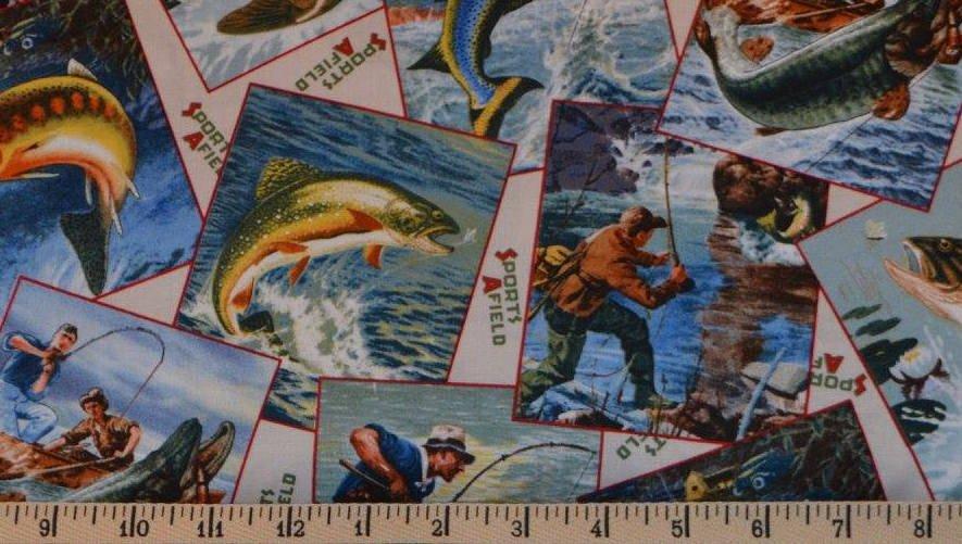 Sports Afield Fishing Cream