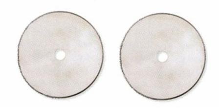 Fiskars. Titanium Rotary Blade 45mm 2ct