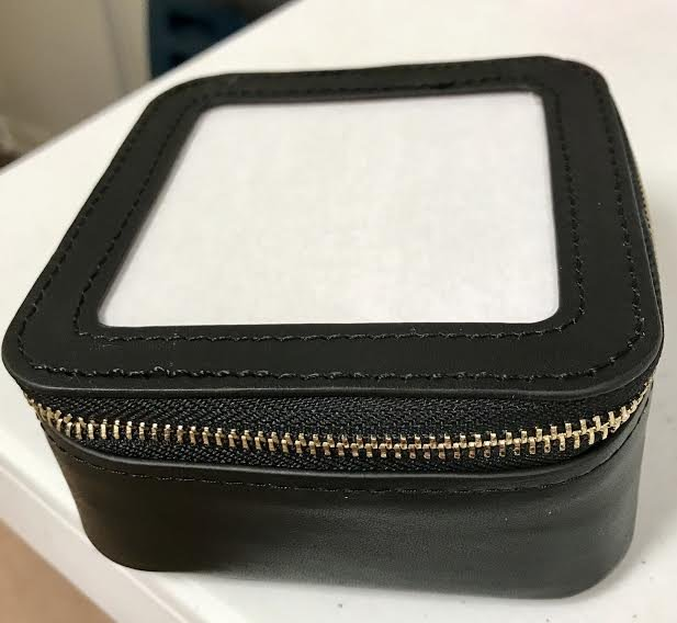 Black Jewelry Case