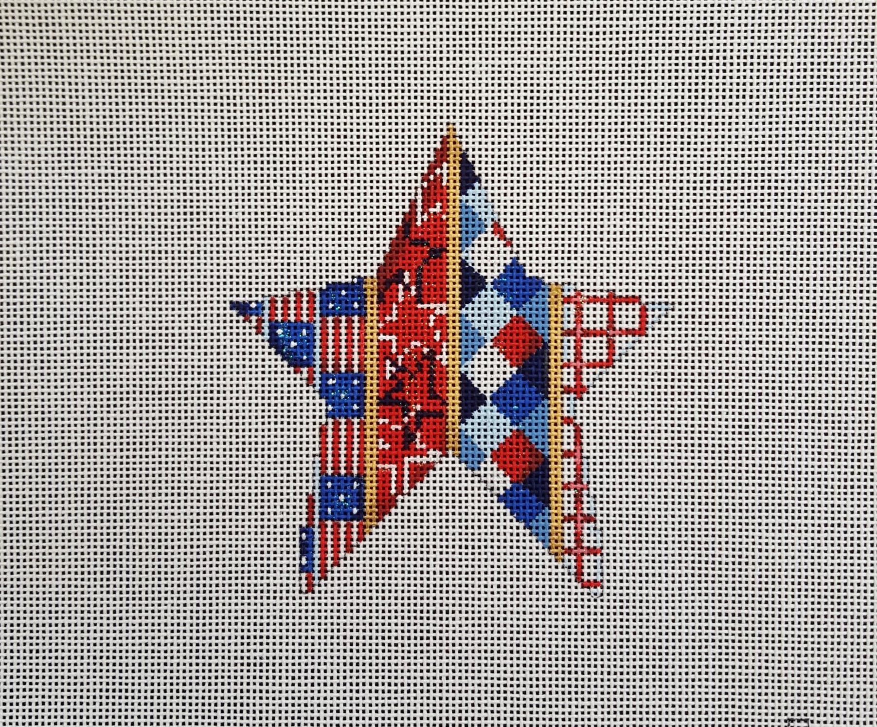 Small Star Flag
