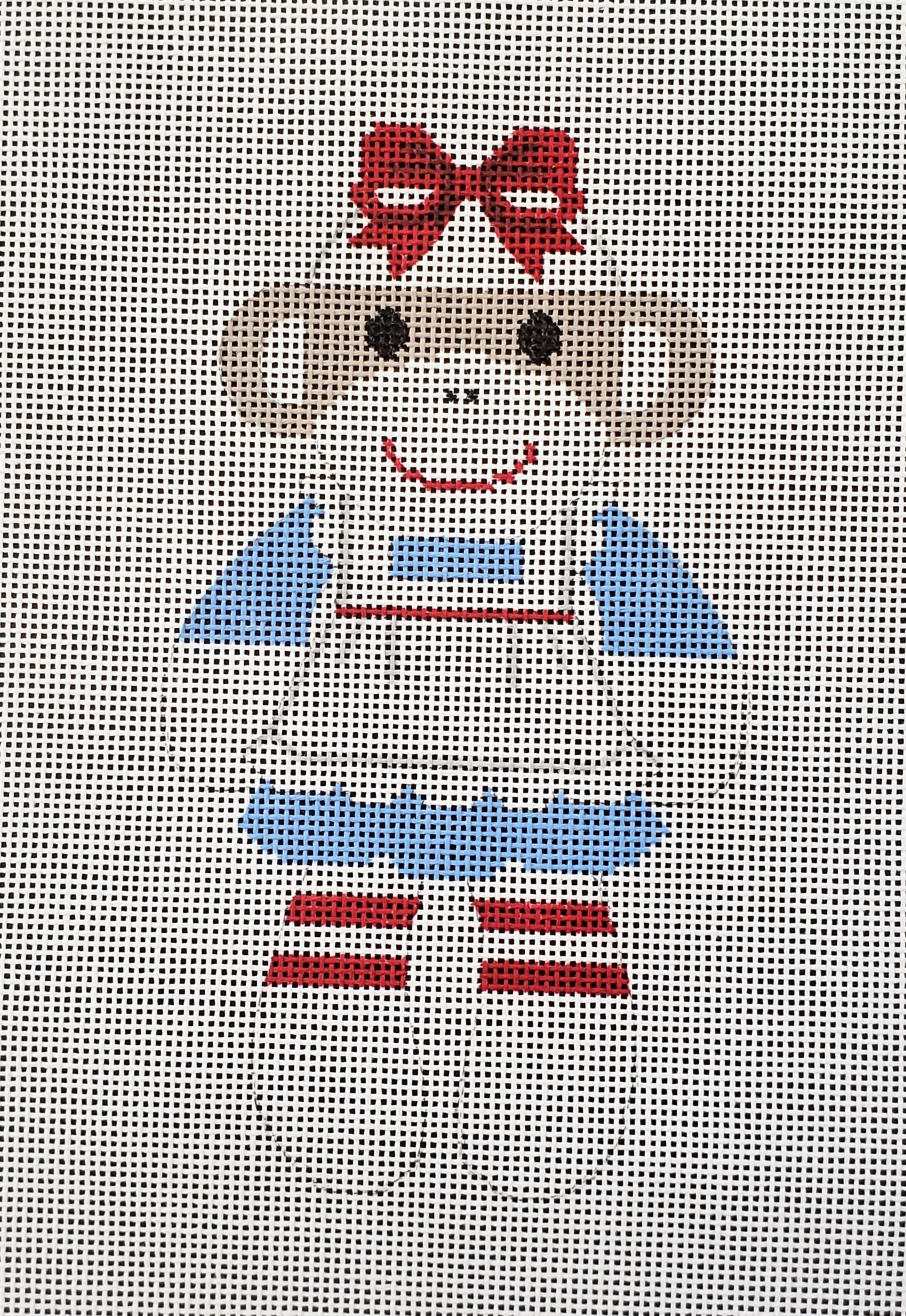 Raggedy Ann Sock Monkey