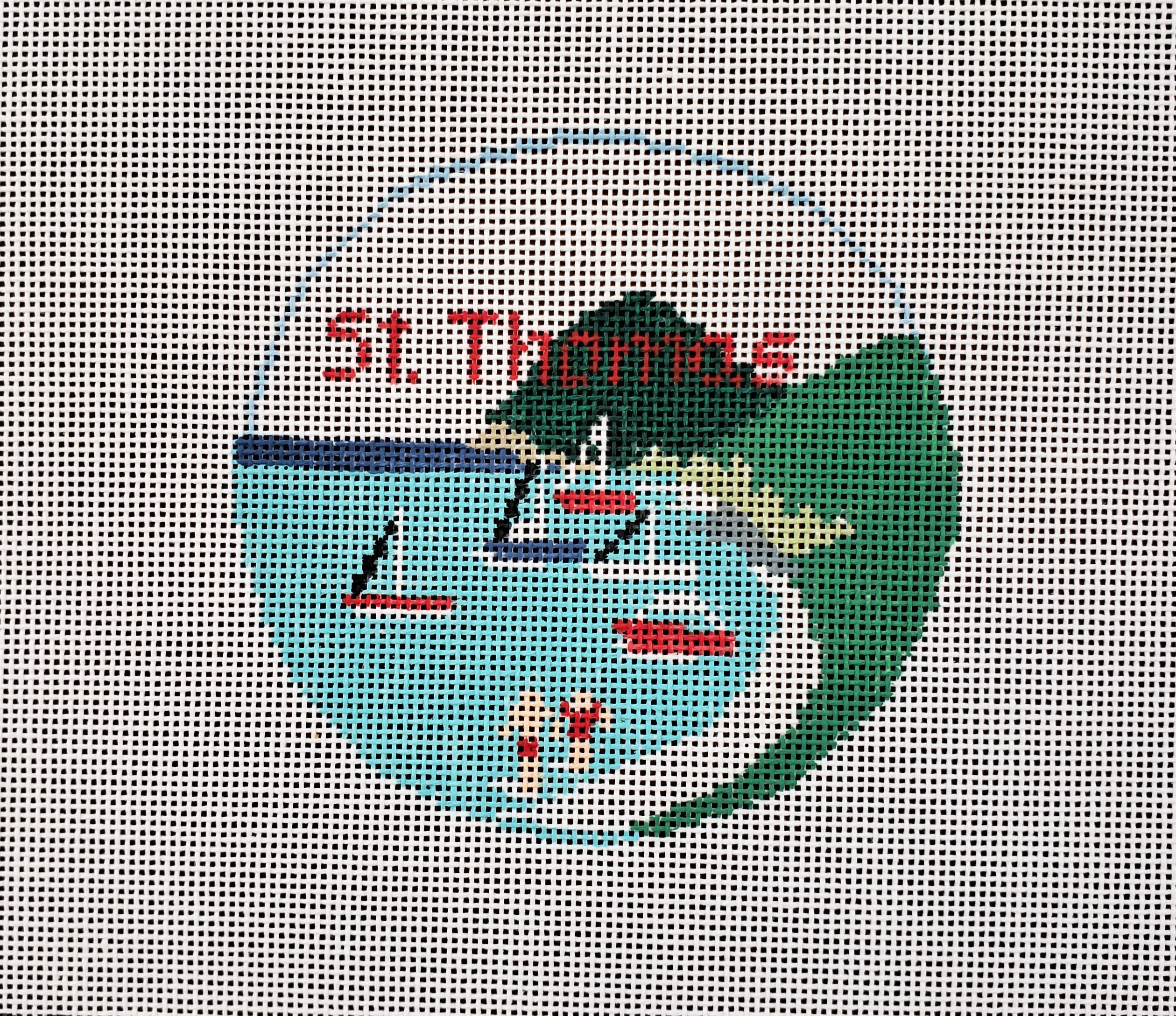 St. Thomas travel round