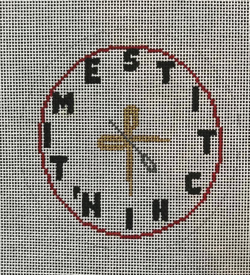 Stitchin' Time 4 round