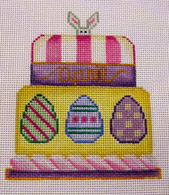 April Easter Cake