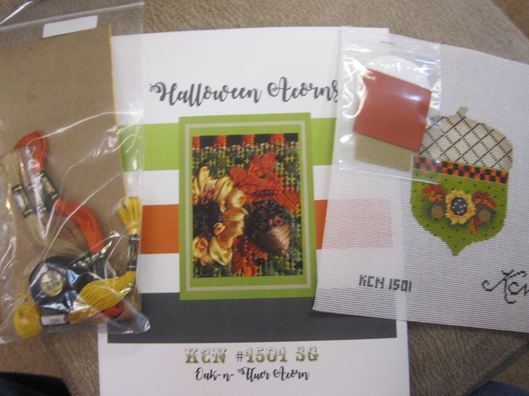 Acorn Club Kit