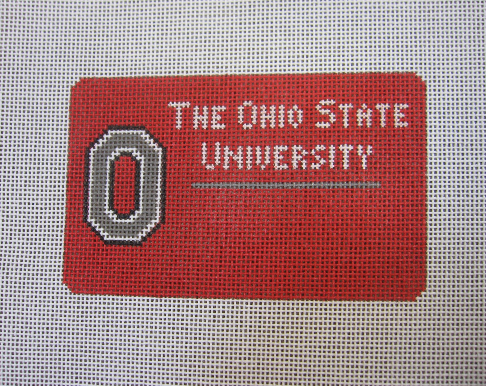 The Ohio State University (red)