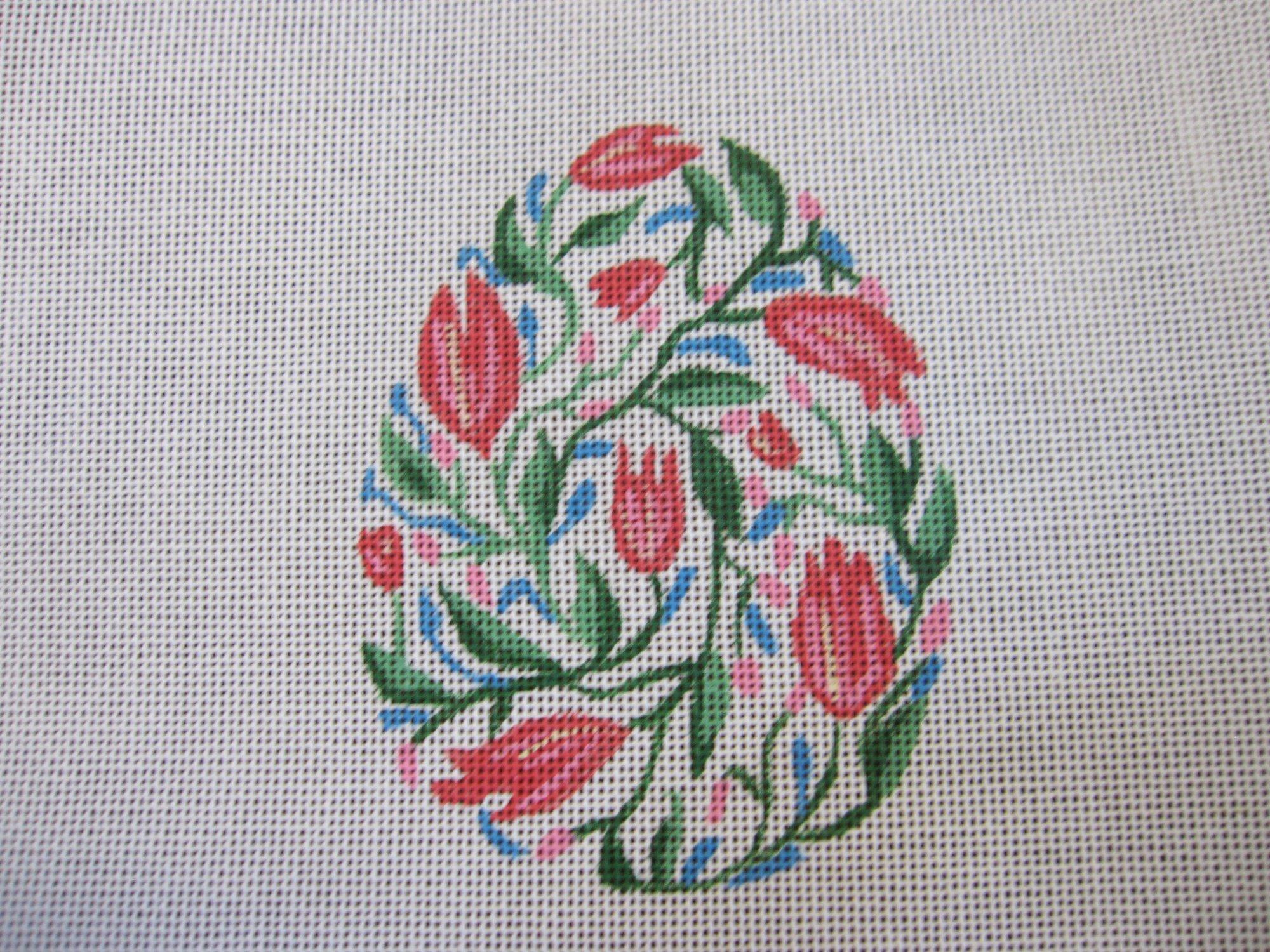 Easter Tulip Egg - Pink