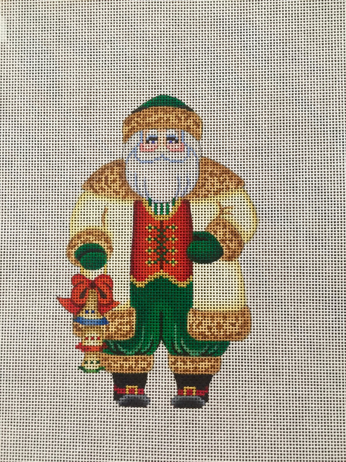 Santa with Bells
