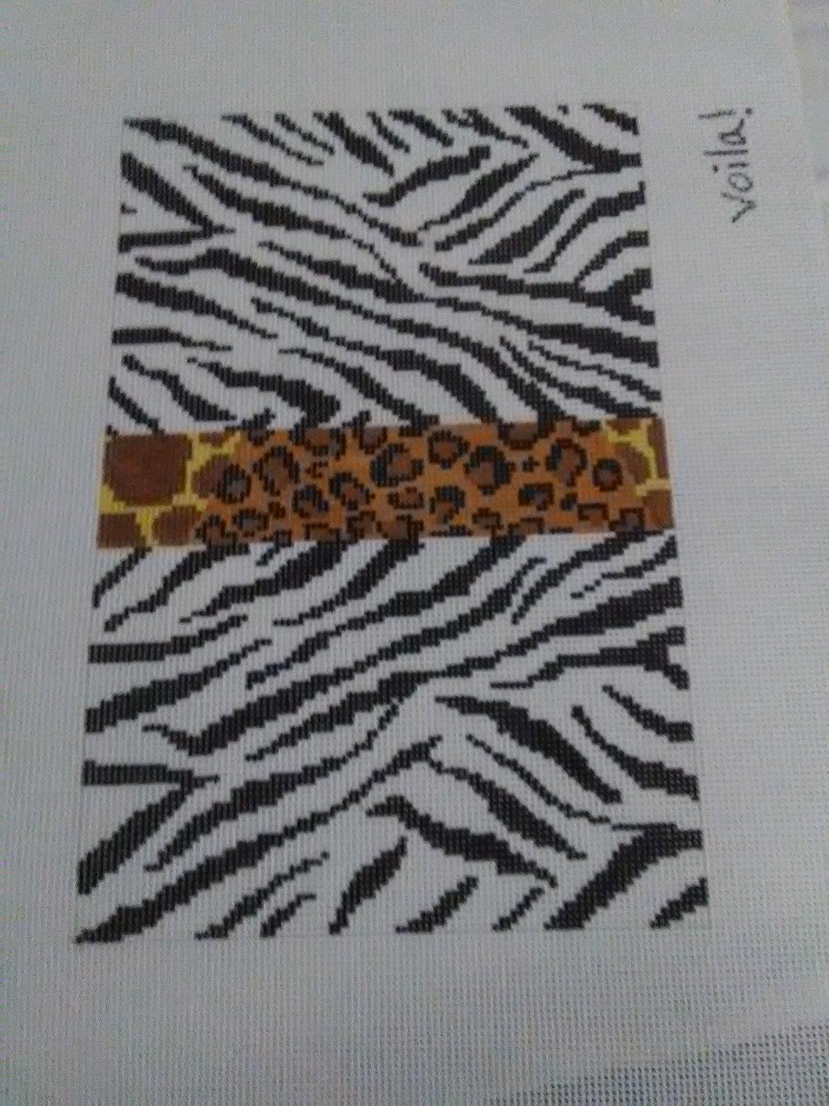 Animal Skin Bag