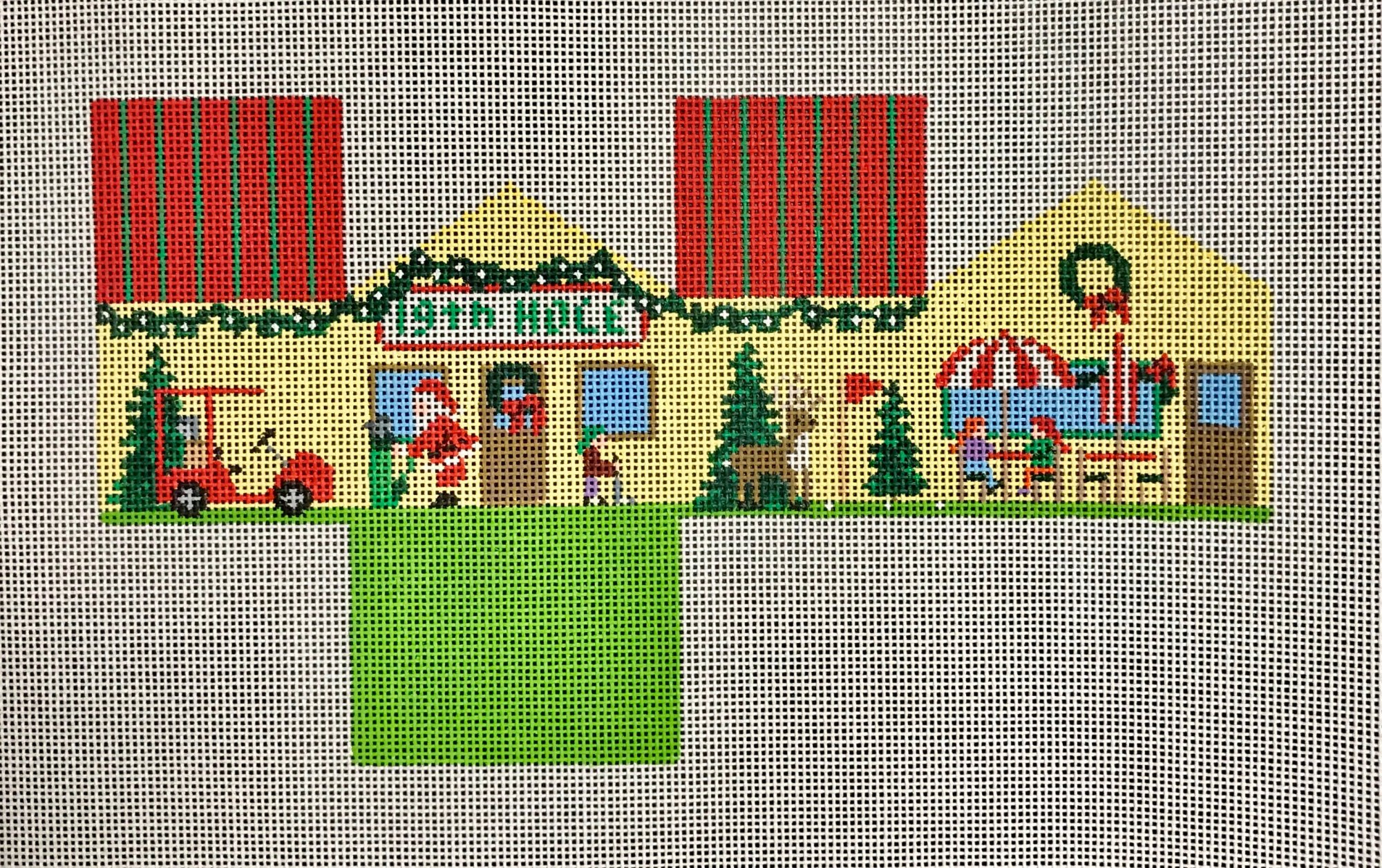 19th Hole Mini House