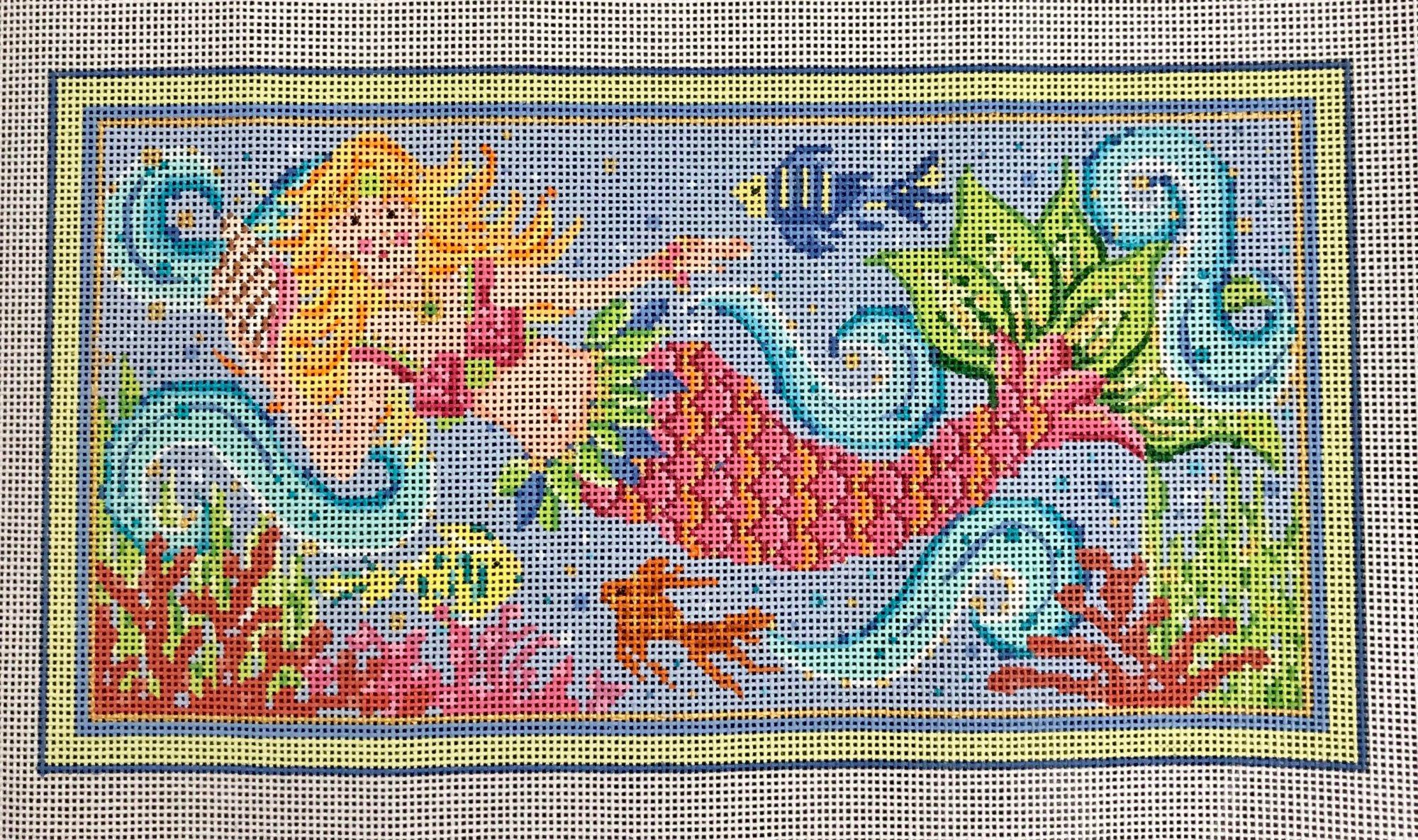 Ginger Spice Mermaid