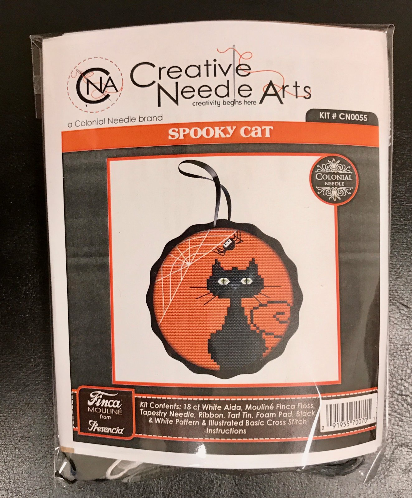 Spooky Cat Silhoutte