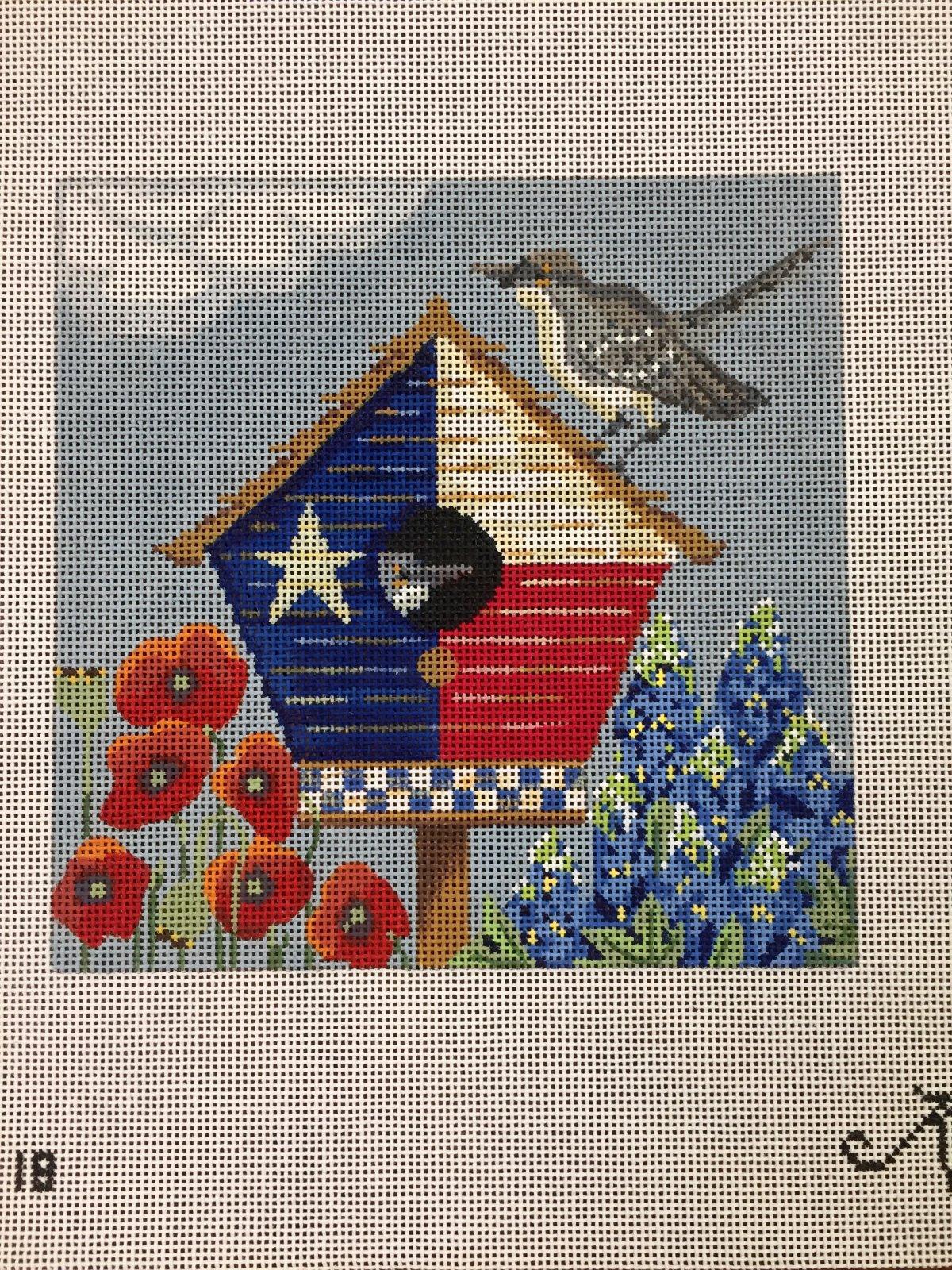 Texas Birdhouse