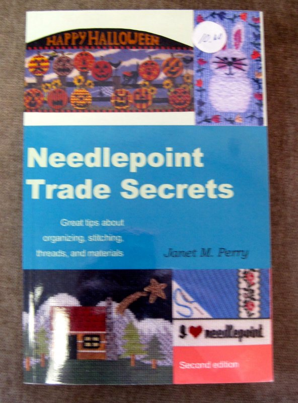 Needlepoint Trade Secrets