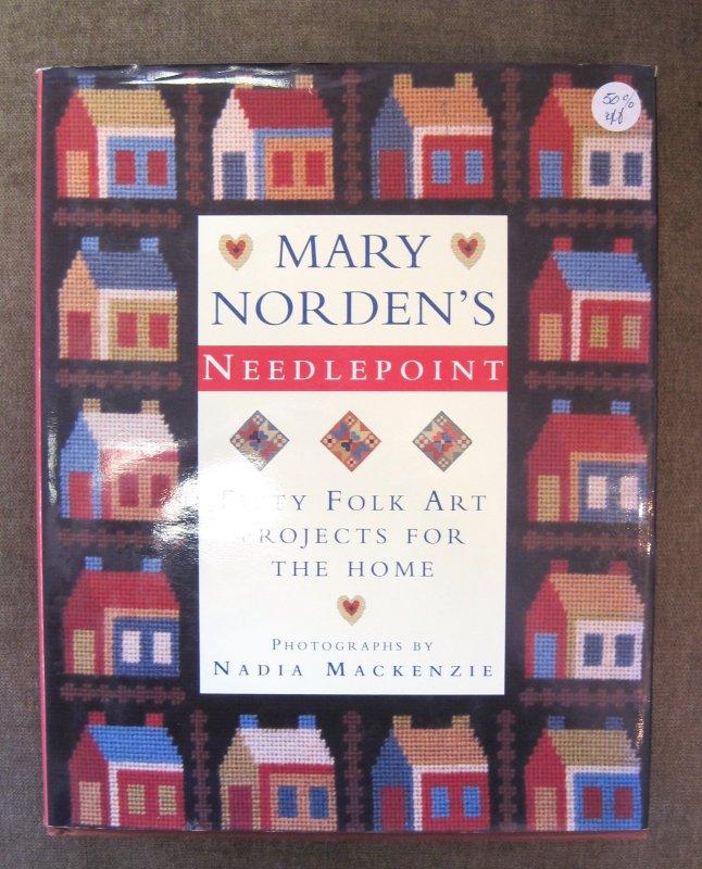 Mary Norden's Needlepoint