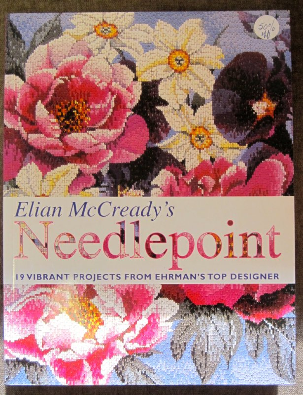 Elian McCready's Needlepoint
