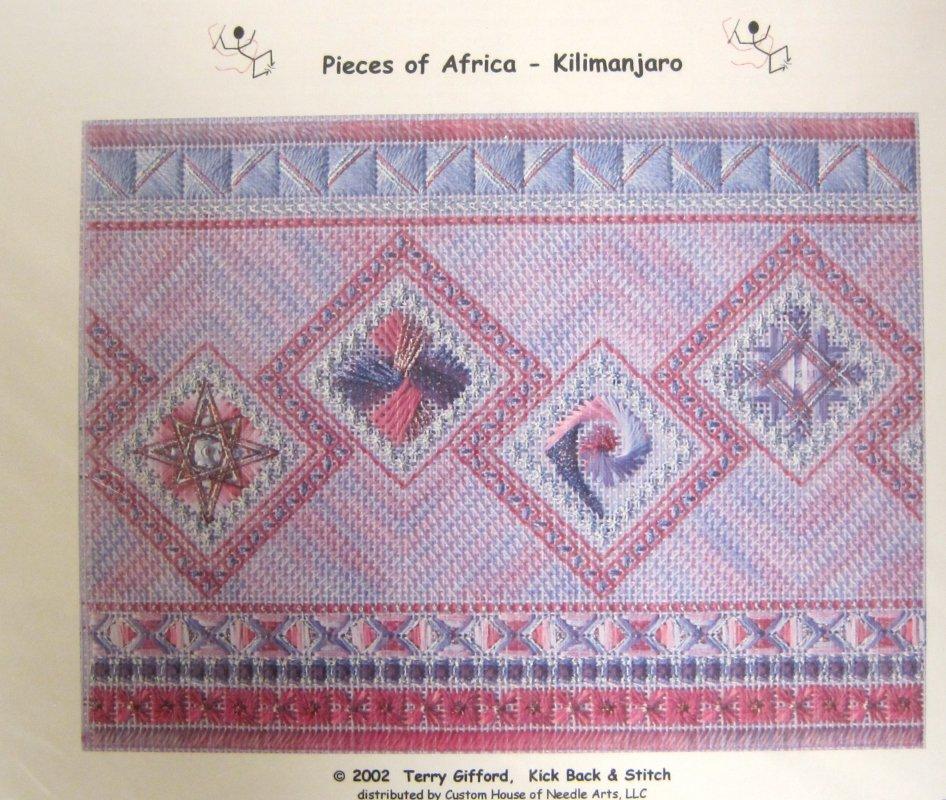 Pieces of Africa - Kilimanjaro
