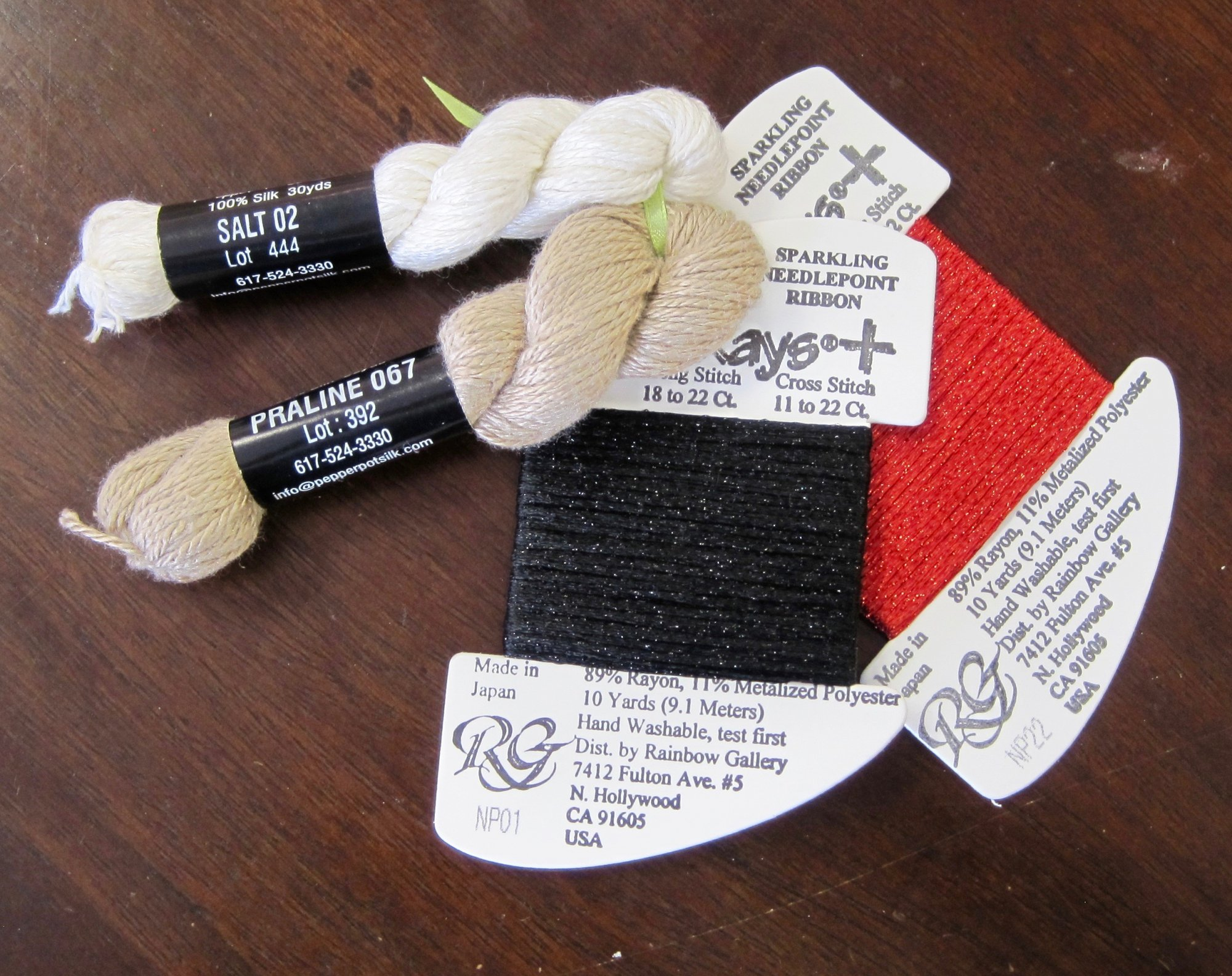 Original Sock Monkey Thread Pak
