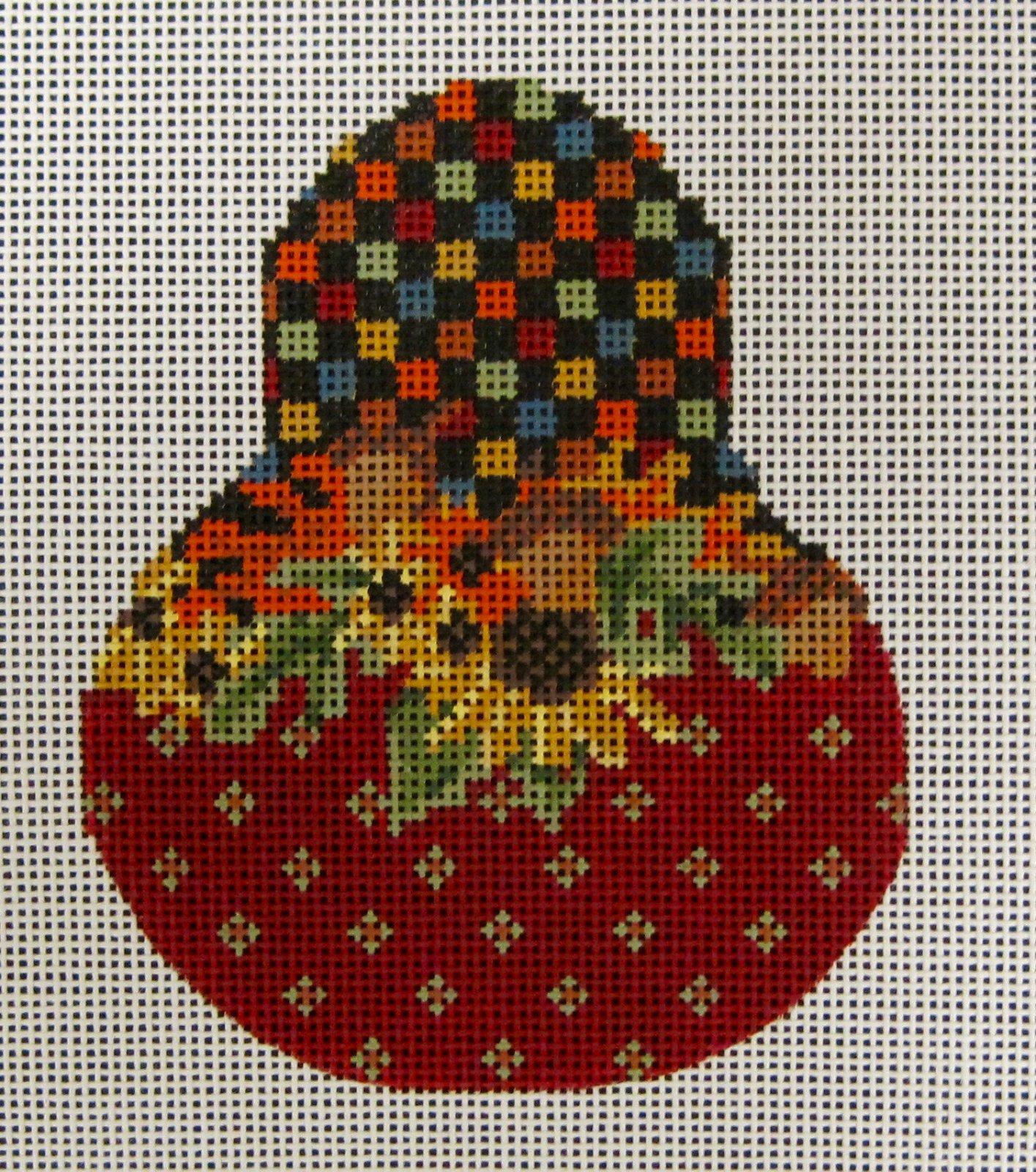 Autumn Folk Art Pear Kit