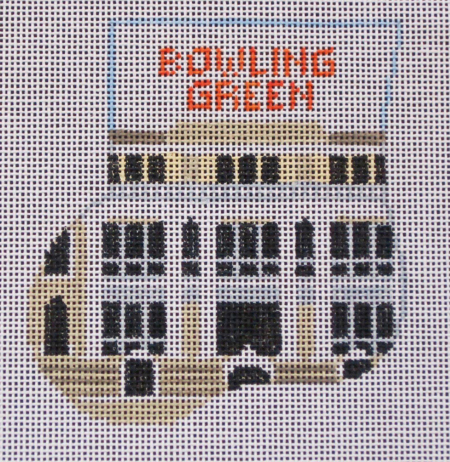 Bowling Green Mini Sock