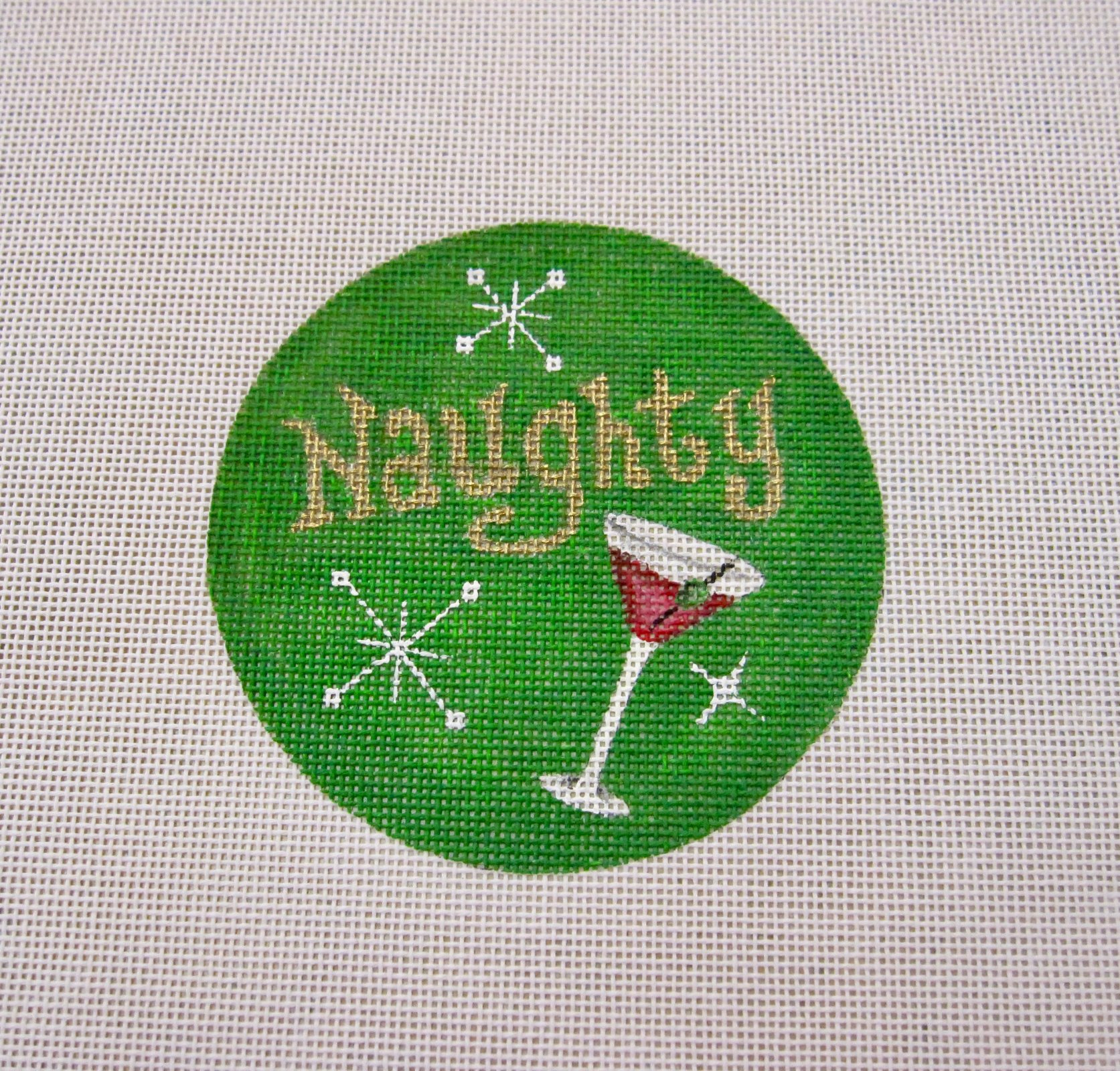 Naughty Martini Round