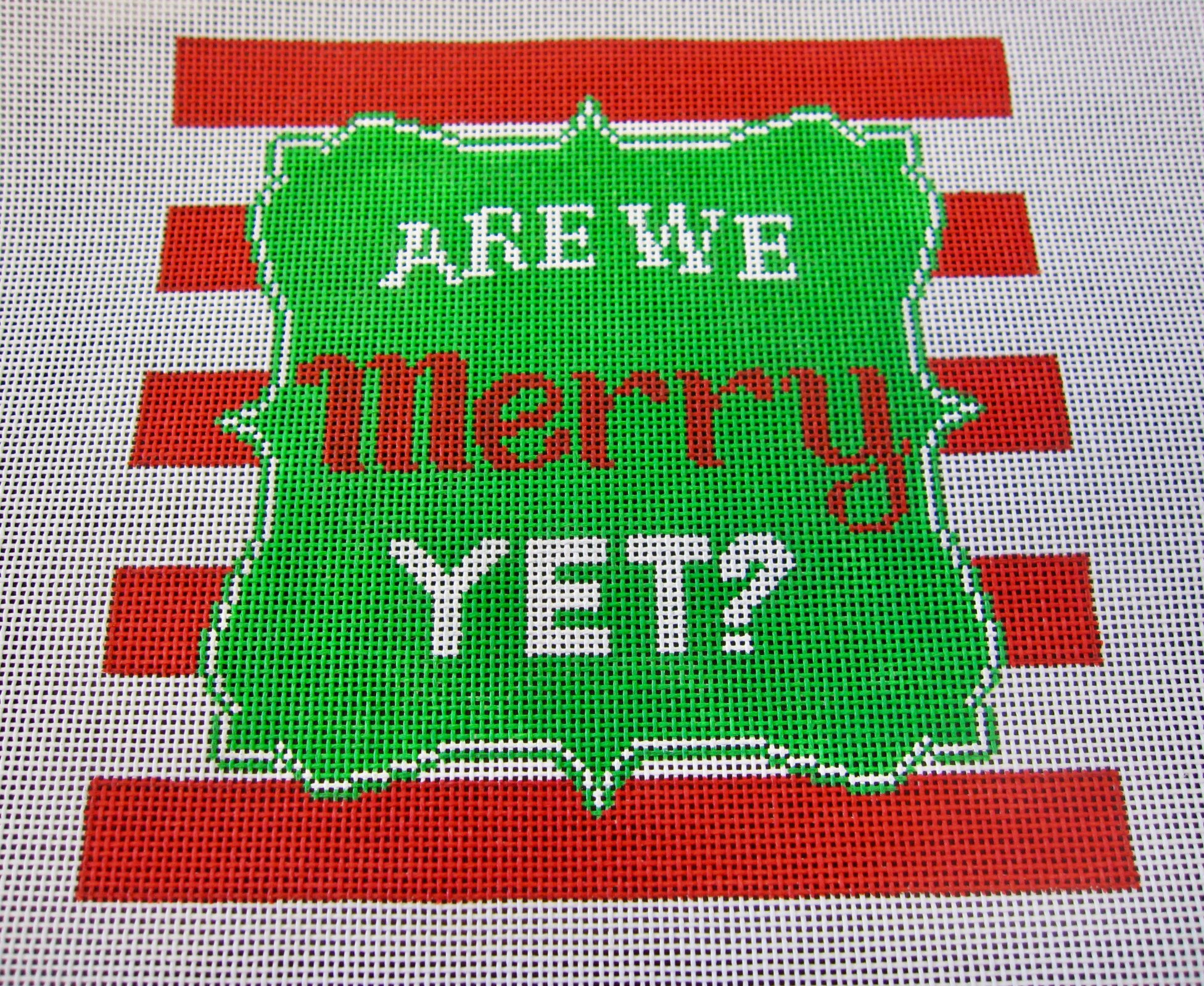 Are We Merry Yet?