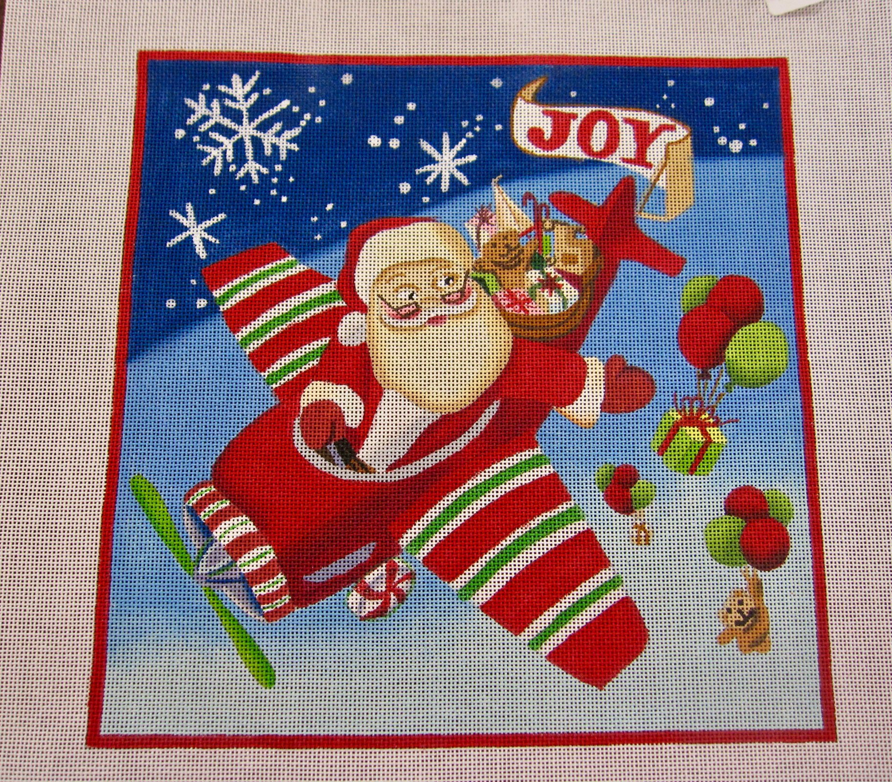 Santa Joy Ride