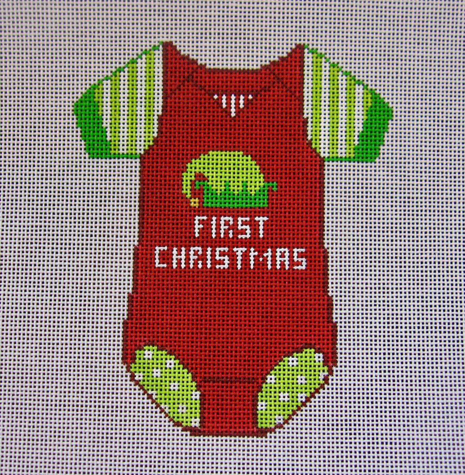 Christmas Onesie w/elf hat